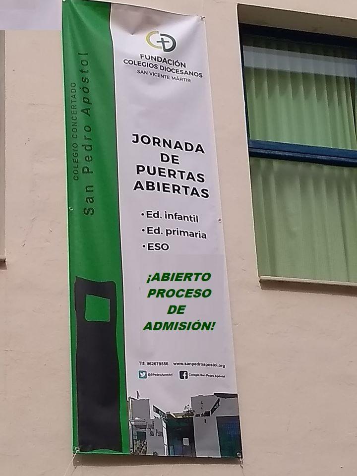 PUERTAS ABIERTAS 2021